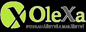 Olexa podlahy a stěny